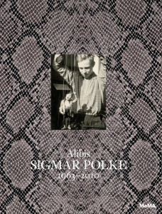 Cover of Alibis: Sigmar Polke 1963-2010, published by the Museum of Modern Art, New York
