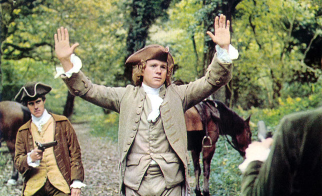 Barry Lyndon. 1975. Great Britain. Directed by Stanley Kubrick
