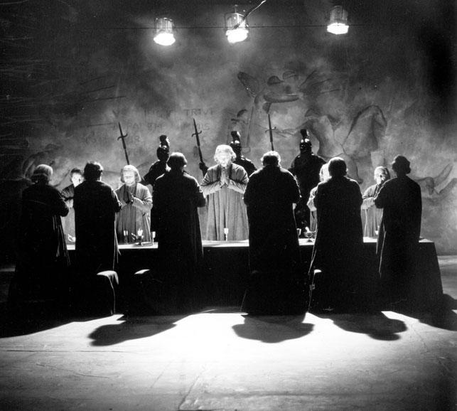 The Magic Flute. 1975. Sweden. Directed by Ingmar Bergman