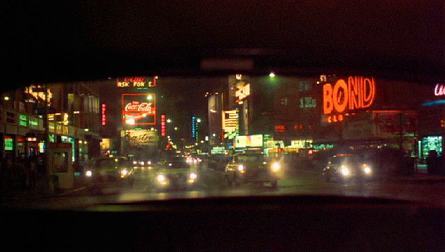 Taxi Driver. 1976. USA. Directed by Martin Scorsese