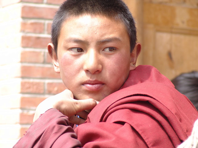 Silent Holy Stones. 2005. China. Directed by Pema Tseden. Courtesy of the filmmaker and Sundance Institute