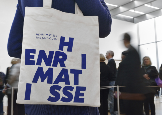 The Cut-outs Tote Bag