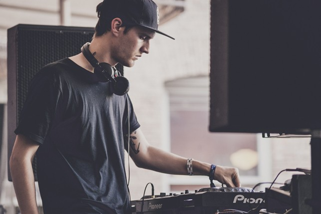Murlo, MoMA PS1 Warm Up, Saturday, August 29, 2015. Photo: Charles Roussel