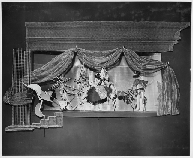 Photograph: Art in Progress: 15th Anniversary Exhibition: Dance and Theatre Design, May 24–September 17, 1944 [Photographic Archive IN258]