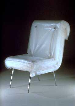 Great Bubble Wrap Chair