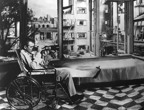 alfred hitchcocks rear window and the What is it about human nature that alfred hitchcock so perfectly appealed to in  his 1954 classic, 'rear window.
