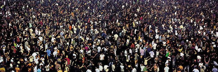 Andreas Gursky: Mayday