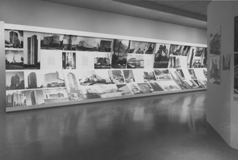photograph photograph - Modern Architecture Exhibition