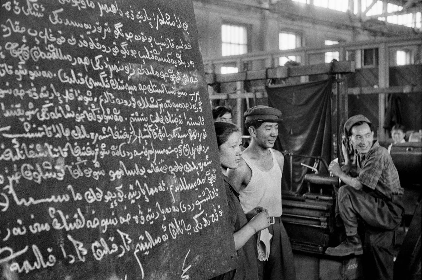 henri cartier bresson photo essay