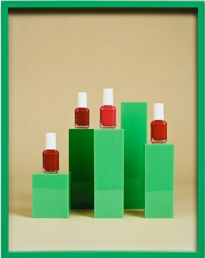 Elad Lassry - Nailpolish. 2009
