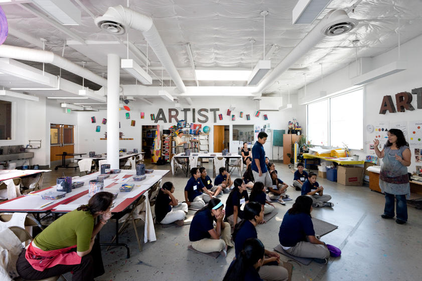 Innovative Art Classroom Design ~ Images about art classrooms on pinterest museum of