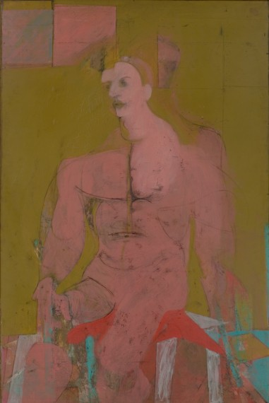 Seated Figure (Classic Male)