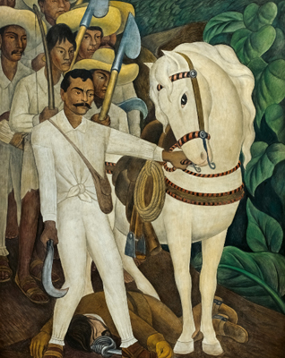 The current season diego rivera murals for the museum of for Diego rivera mural new york