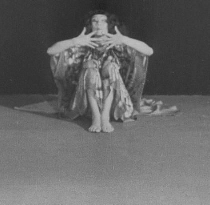 MoMA | Inventing Abstraction | Mary Wigman | Hexentanz (Witch dance). 1926