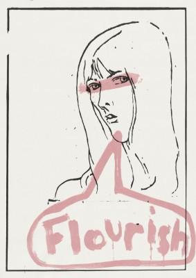 Flourish Night Posters [PL17]
