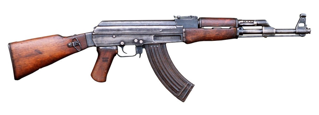 Ak 47 Mikhail Kalashnikov Design And Violence
