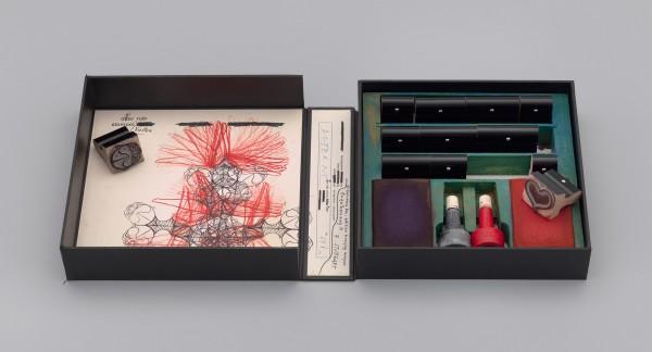 Rubber Stamp Box