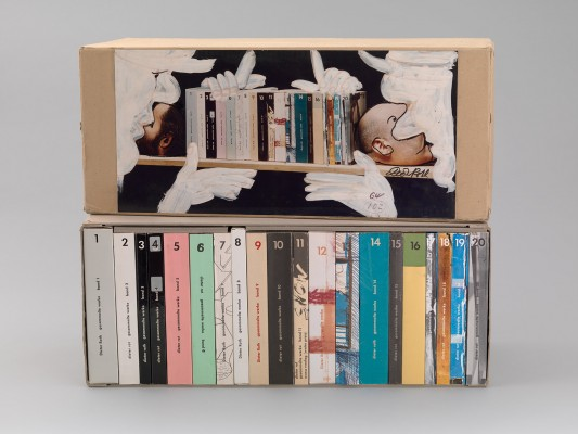 Collected Works, Volumes 1-20