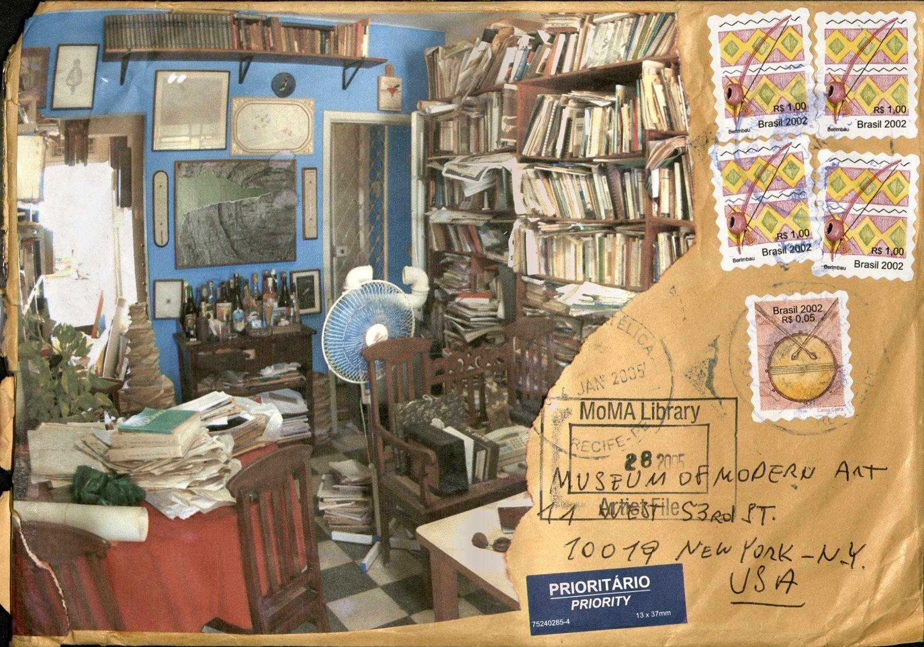 MoMA.org | Interactives | Exhibitions | Artist/Novelist