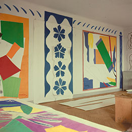 Moma Henri Matisse The Cut Outs