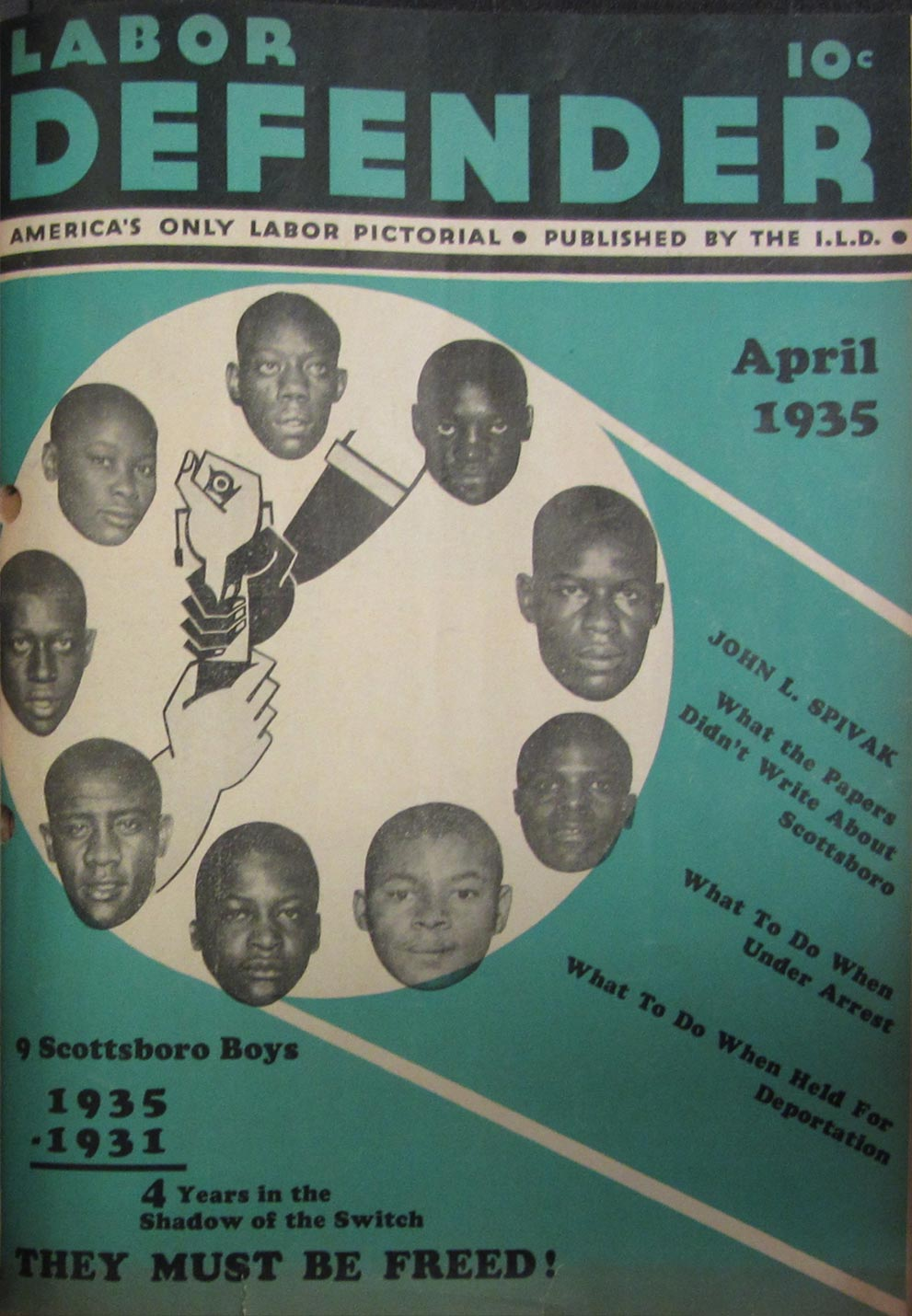 an overview of the infamous scottsboro trial of 1931 News press releases 2013 defendants from the infamous 1931 scottsboro boys case in which nine nine young black men went on trial in scottsboro in 1931 on.