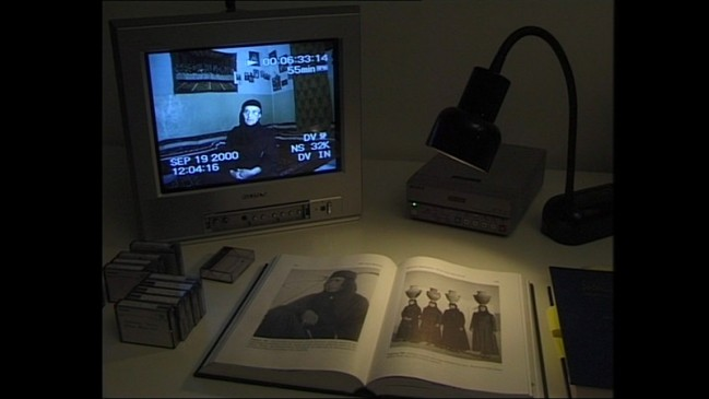 Akram Zaatari. This Day (Al Yaoum). 2003. Video (color, sound), 86 min.  The Museum of Modern Art, New York. Gift of Akram Zaatari and Sfeir-Semler Gallery. © 2013 Akram Zaatari