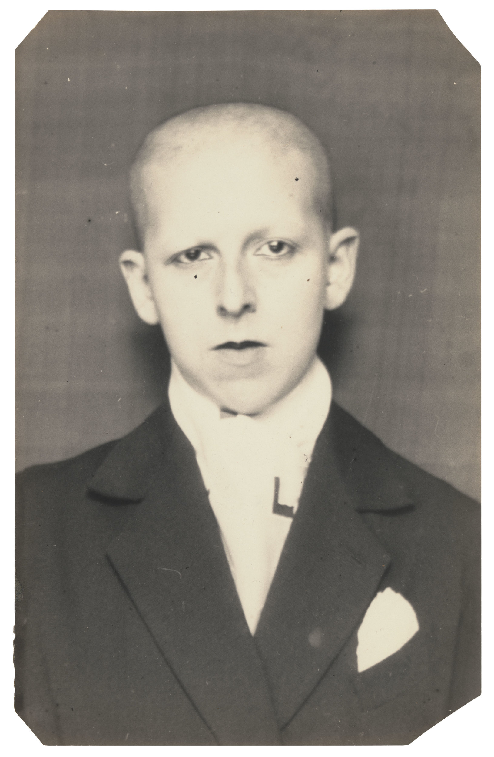 Claude Cahun Lucy Schwob Object Photo Moma
