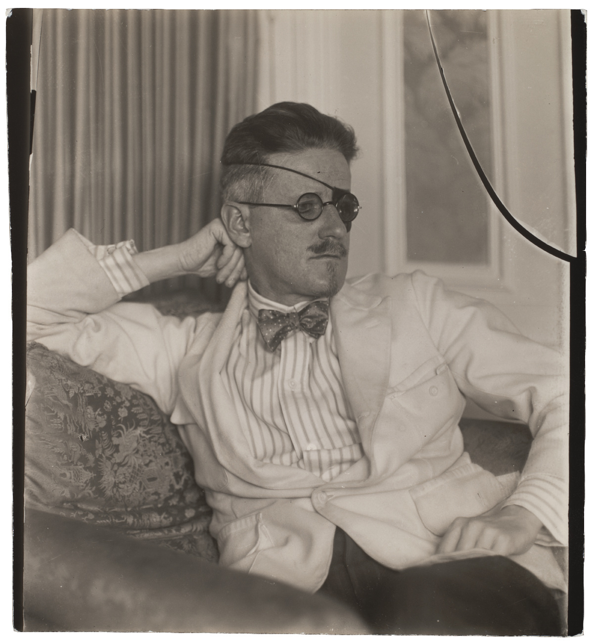 james joyce object photo moma title james joyce