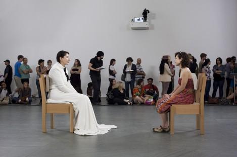 The Artist Is Present Marina Abramovic