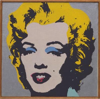 Marilyn Monroe Modern Art Paintings
