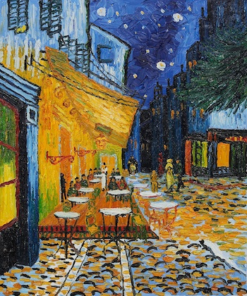 MoMA | Vincent van Gogh  The Starry Night  1889