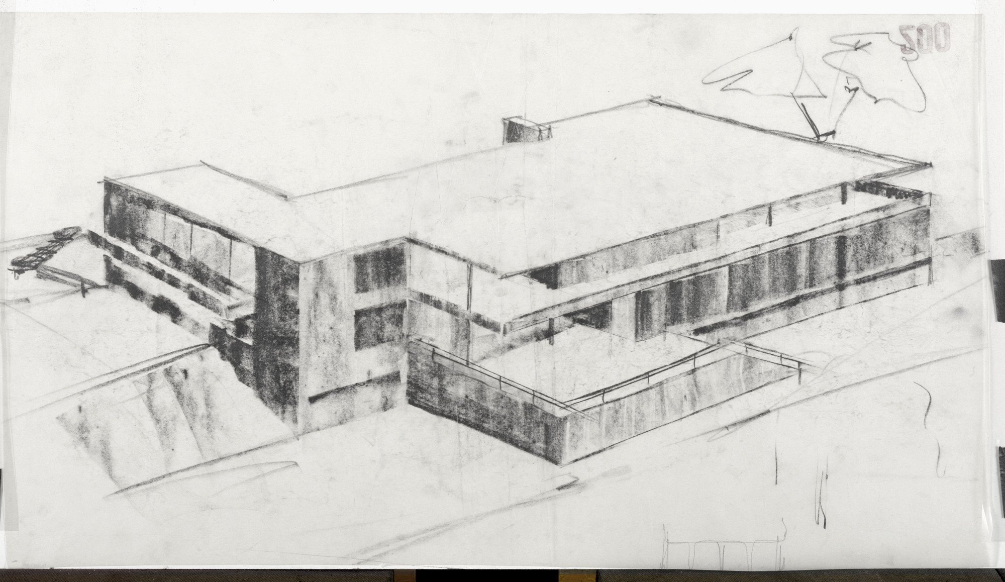 Ludwig Mies van der Rohe. Tugendhat House, Brno, Czech Republic. 1928–1930