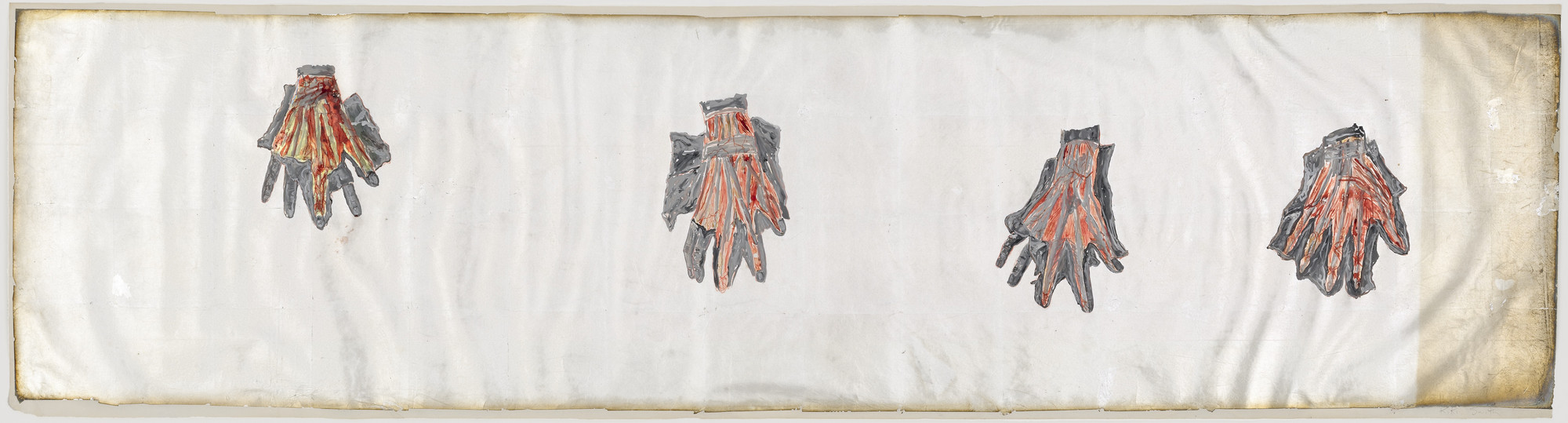 Kiki Smith. Untitled (Hands). 1994