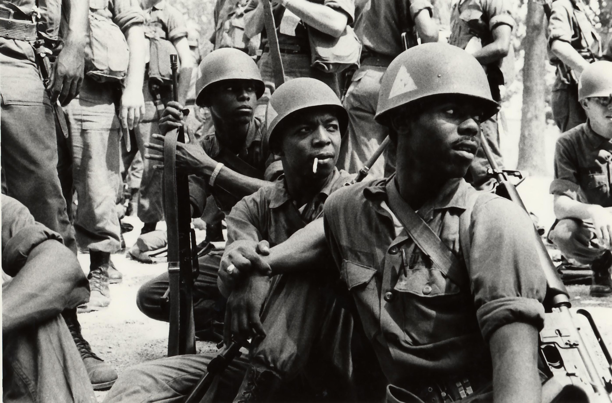 Frederick Wiseman. Basic Training. 1971