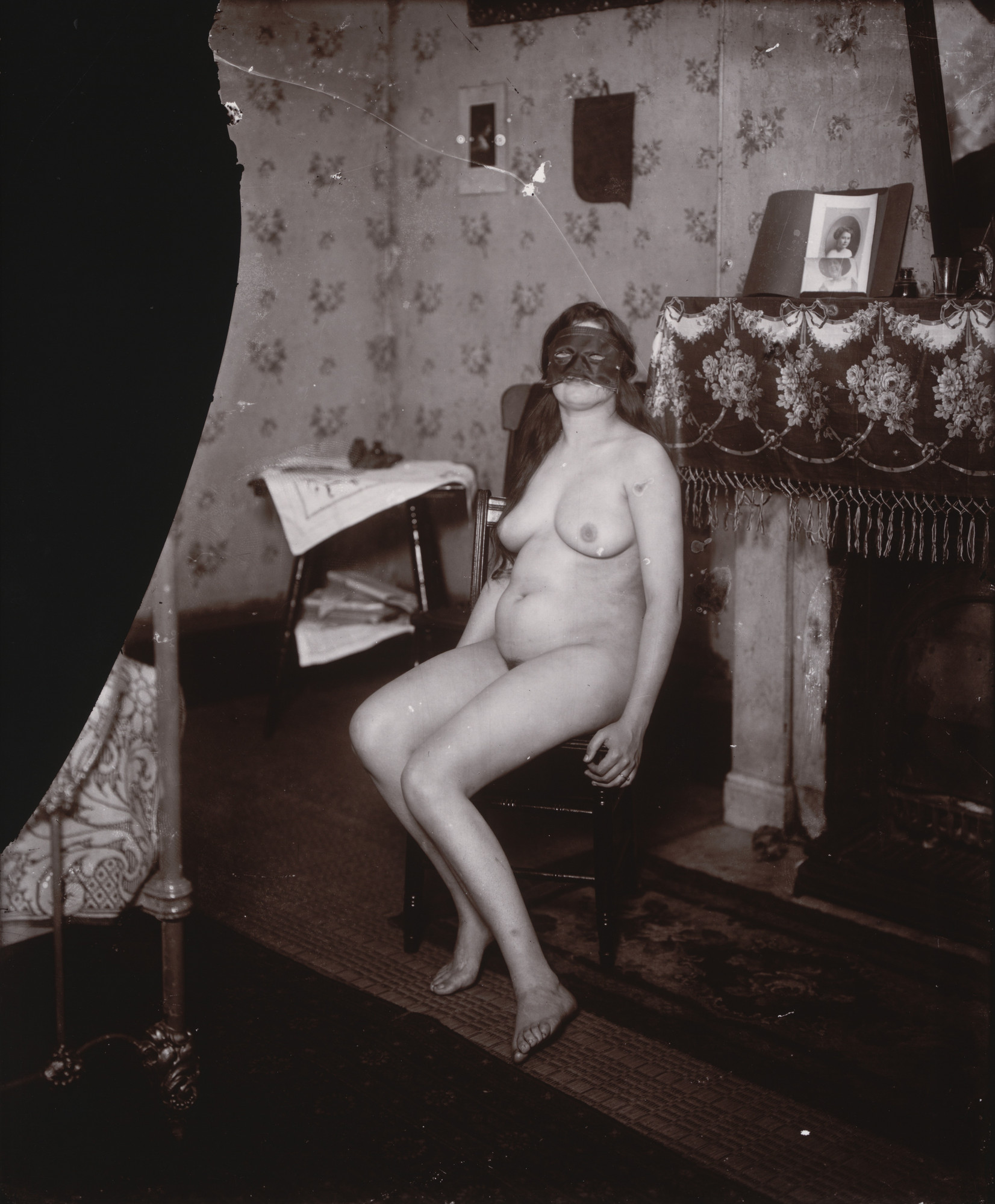Ernest J. Bellocq. Untitled. c. 1912