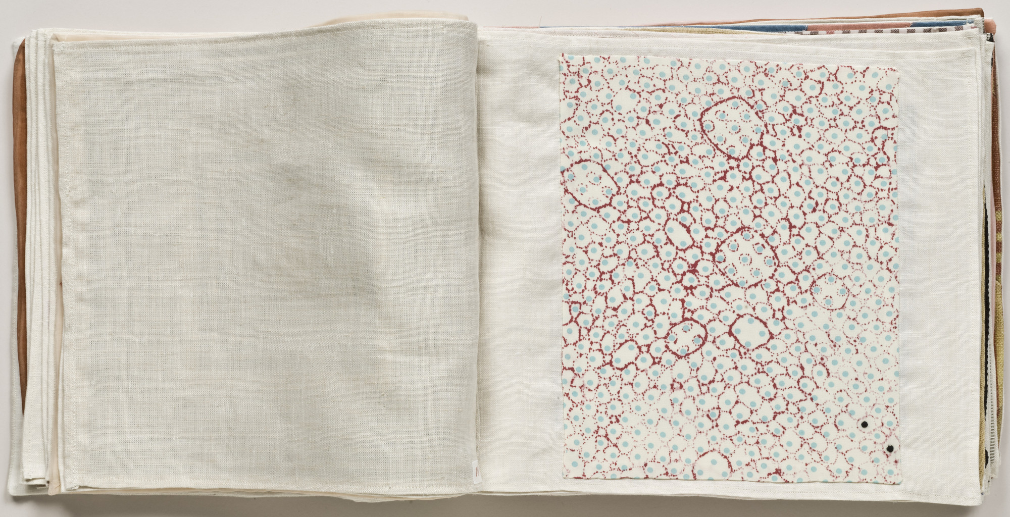 Louise Bourgeois. Untitled, no. 11 of 34, from the illustrated book, Ode à l'Oubli. 2004