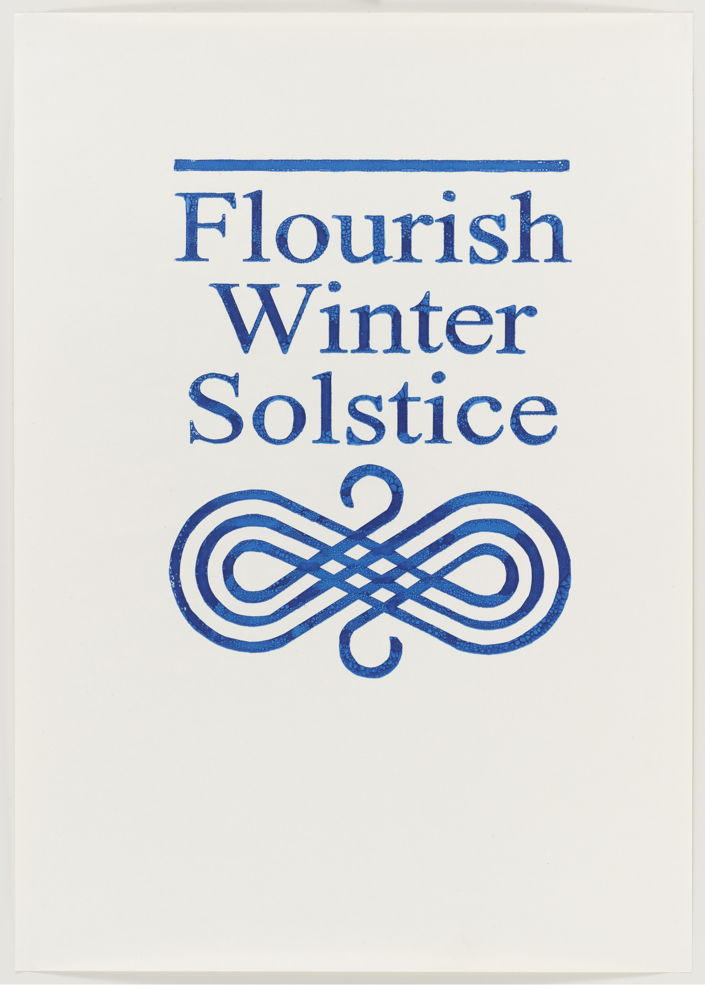 Lucy McKenzie, Linder [Linda Sterling]. Flourish Night Posters. 2002-03