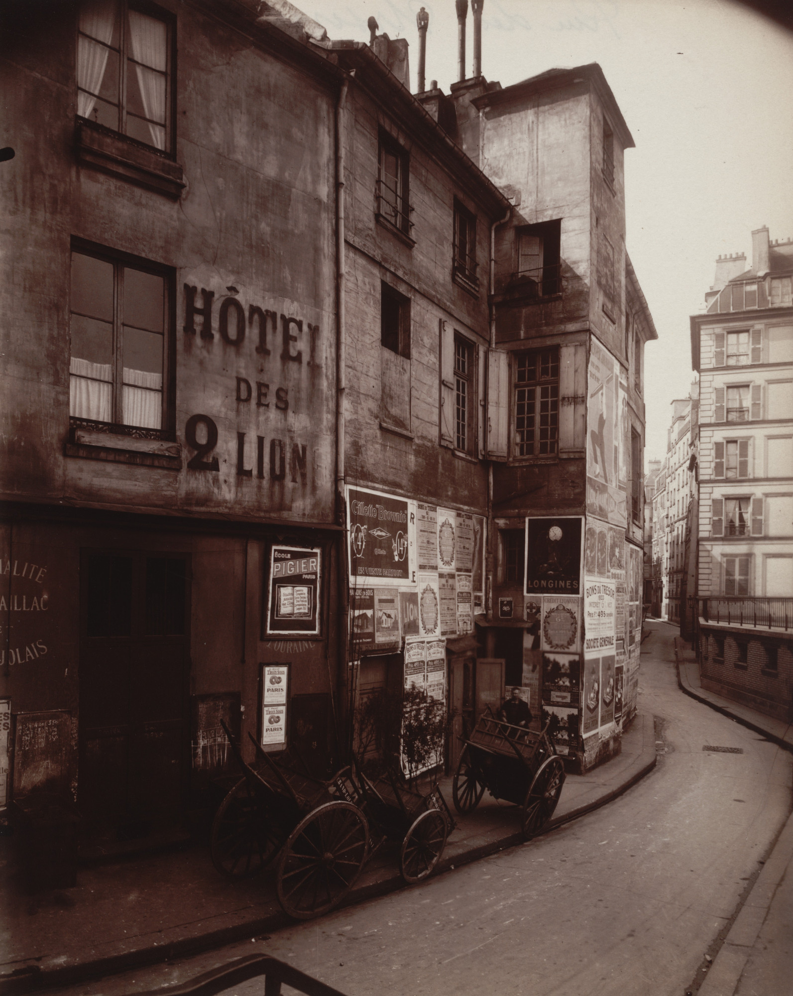 Image result for eugene atget