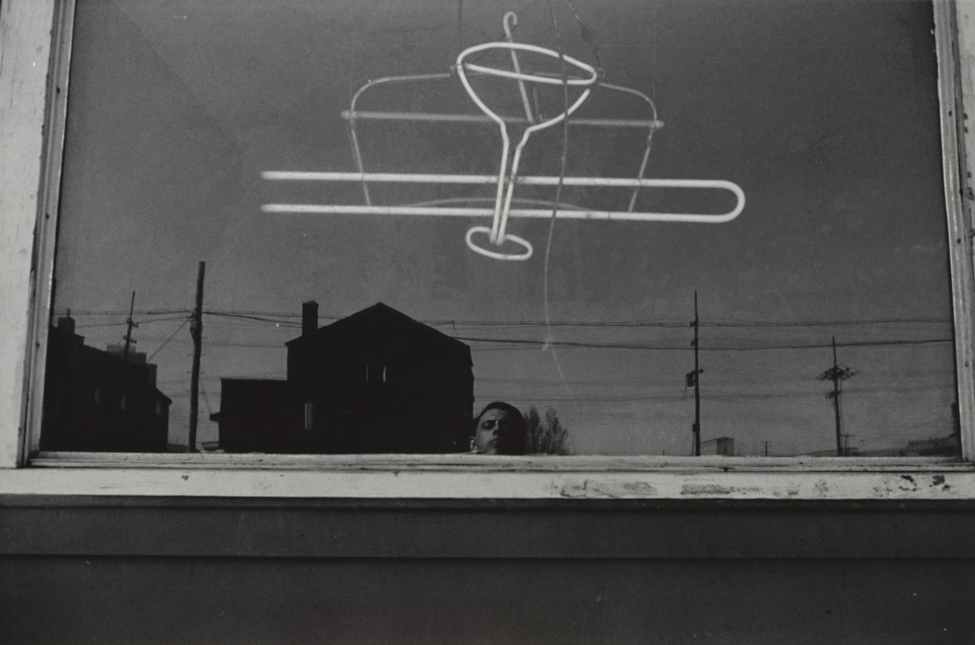 Lee Friedlander. Minnesota. 1966