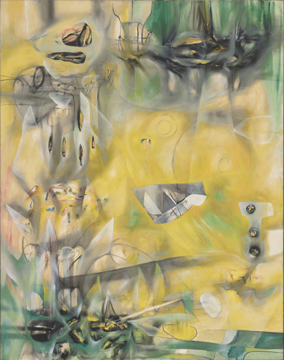 Roberto Matta. Here, Sir Fire, Eat!. 1942