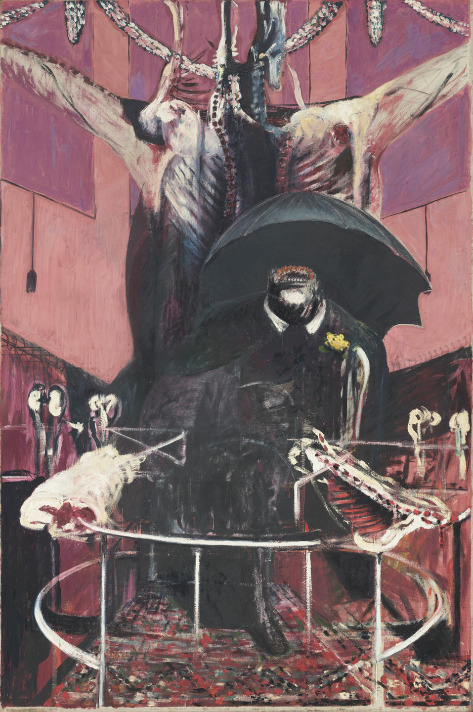 Francis Bacon. Painting. 1946