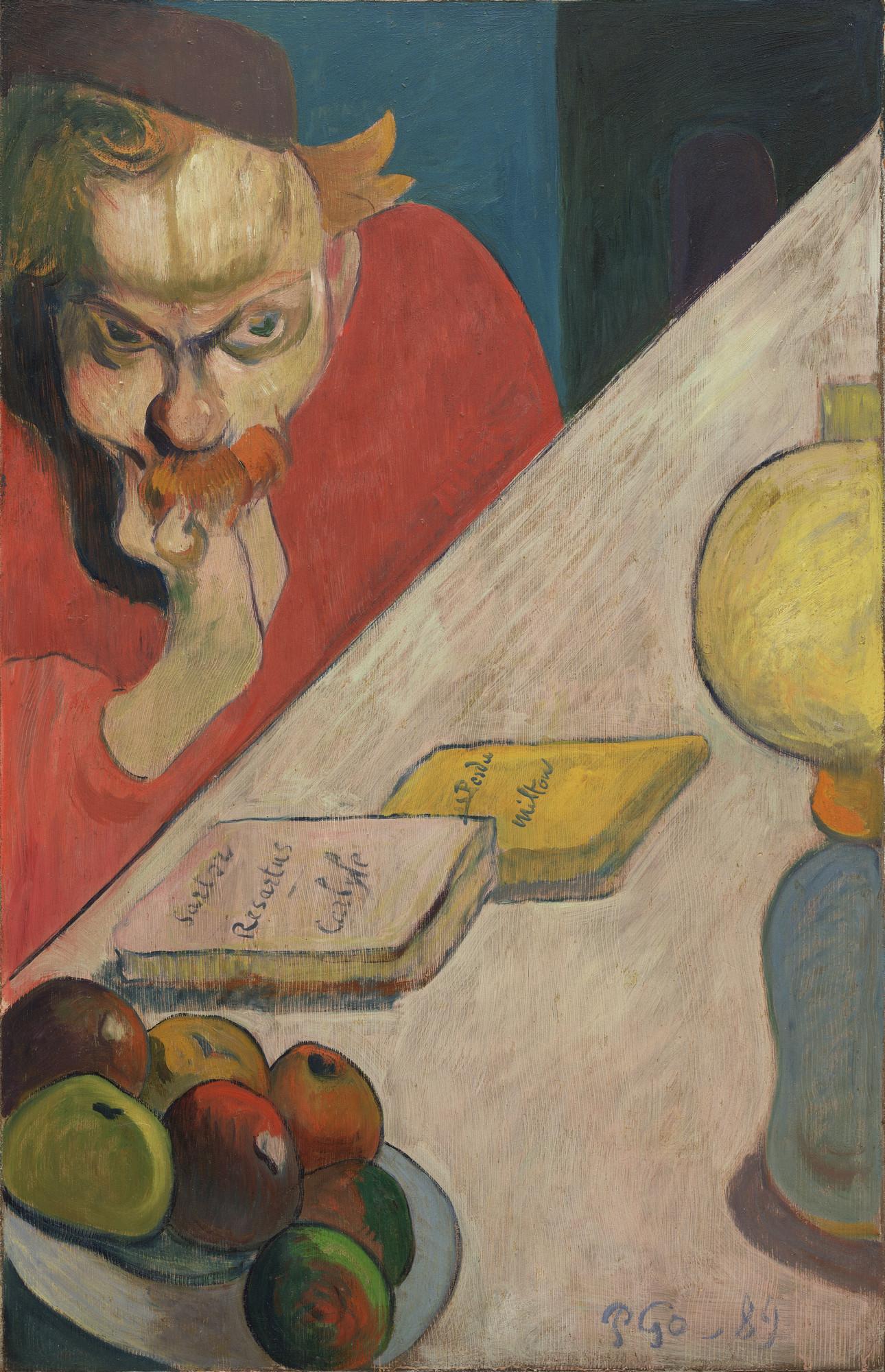 Symbolism moma paul gauguin portrait of jacob meyer de haan 1889 biocorpaavc Images