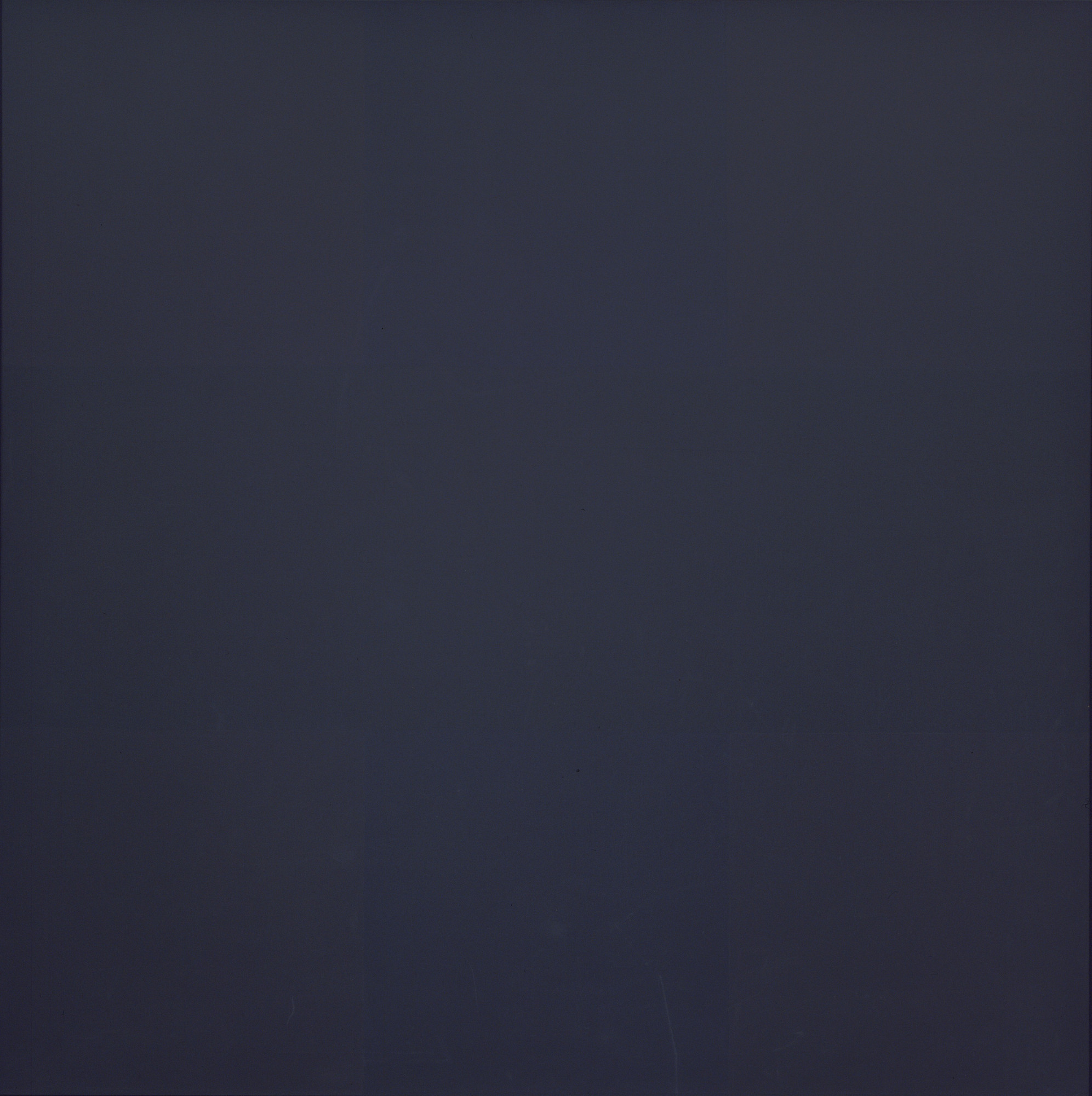 Ad Reinhardt. Abstract Painting. 1960-61