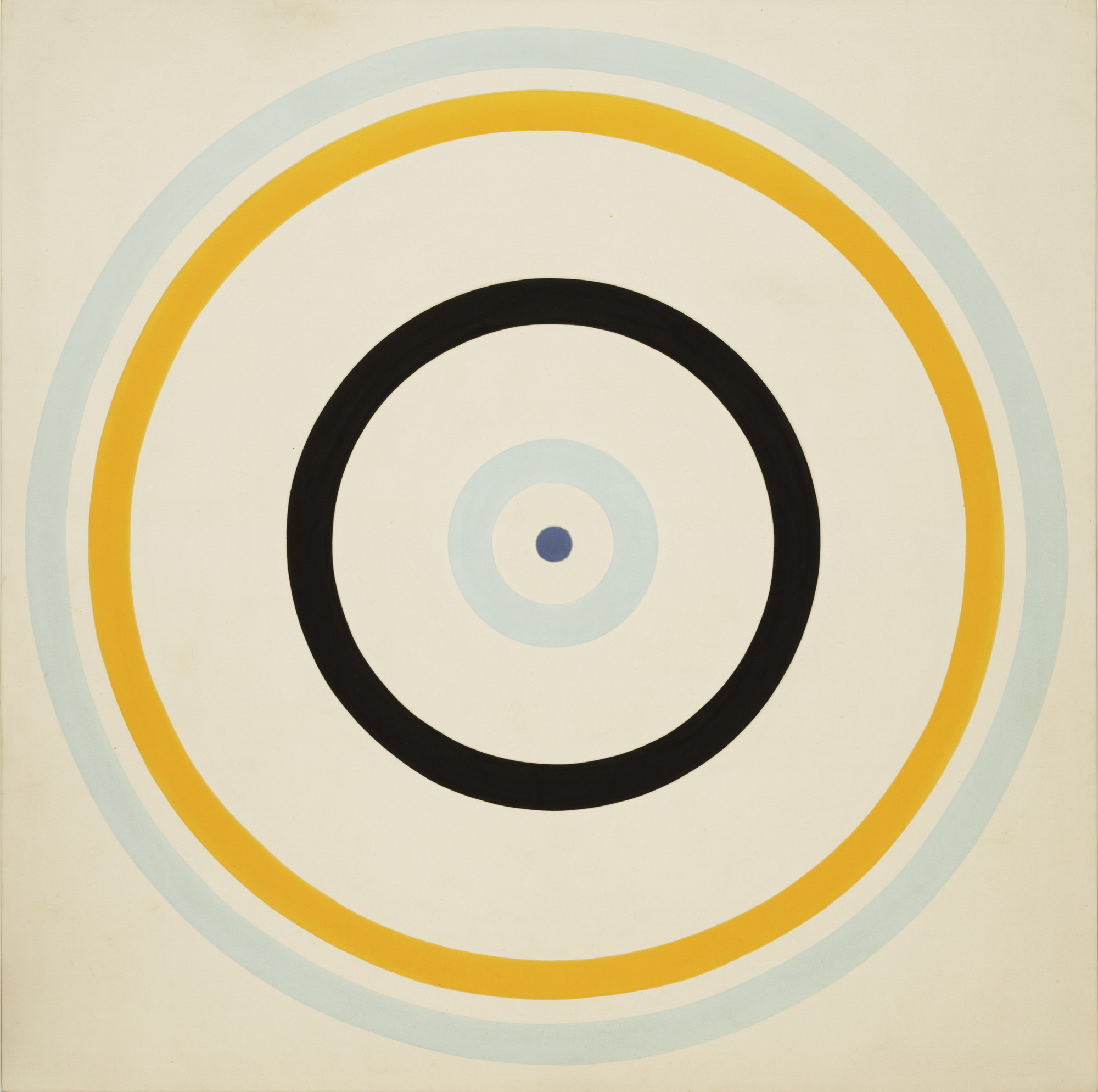 Kenneth Noland. Turnsole. 1961