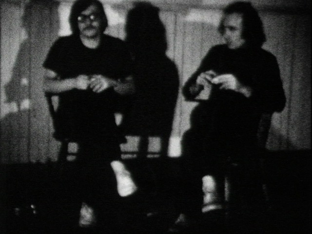 Vito Acconci. Imitations. 1970