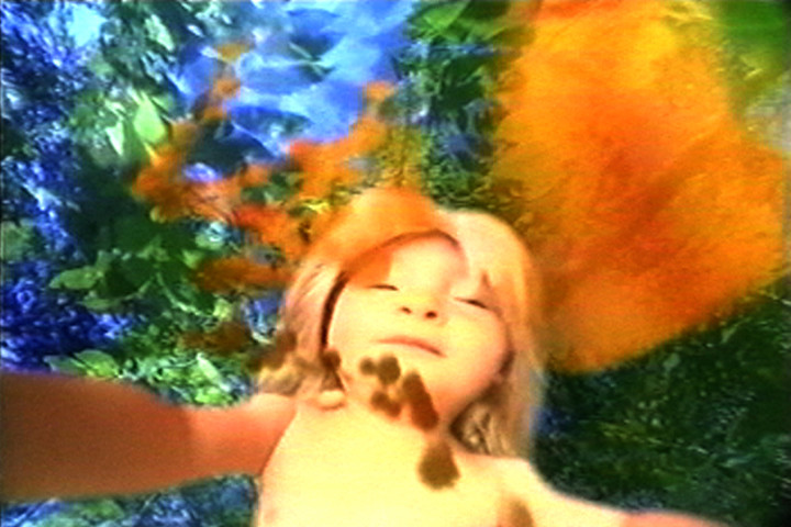 Pipilotti Rist. I Want to See How You See (or a portrait of Cornelia Providoli) from Point of View: An Anthology of the Moving Image. 2003