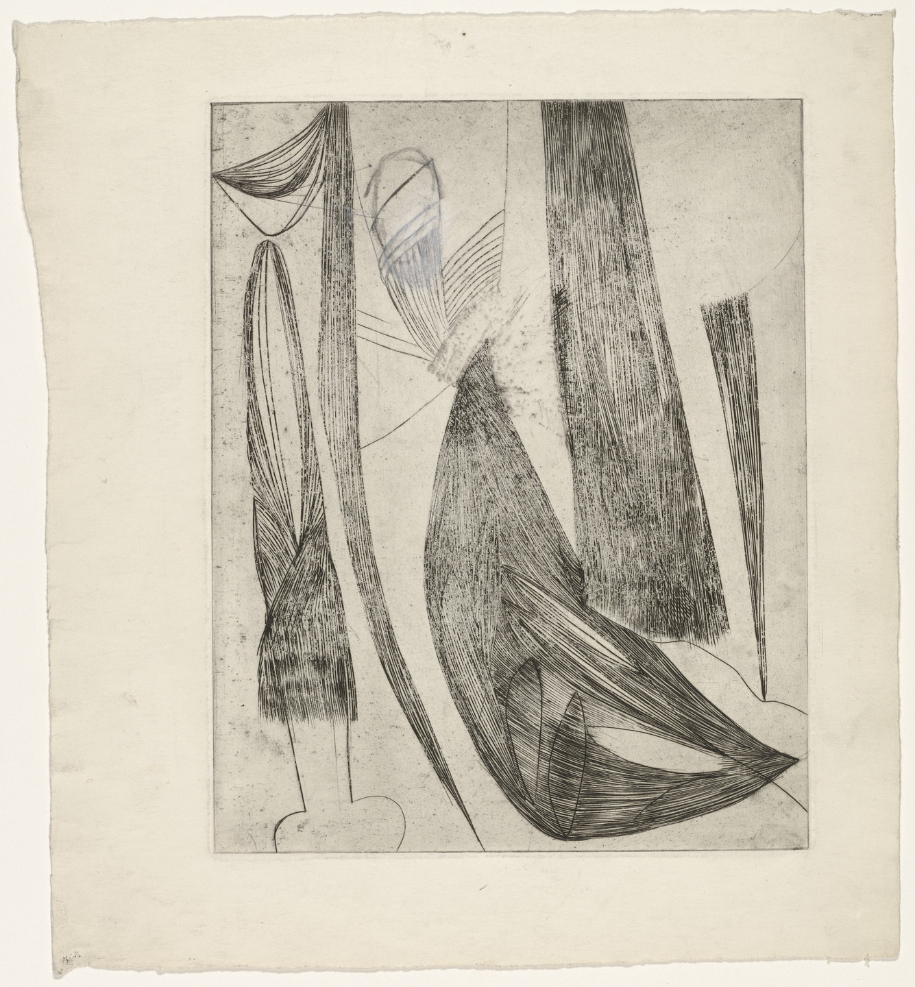 Louise Bourgeois. Ascension Lente. 1949