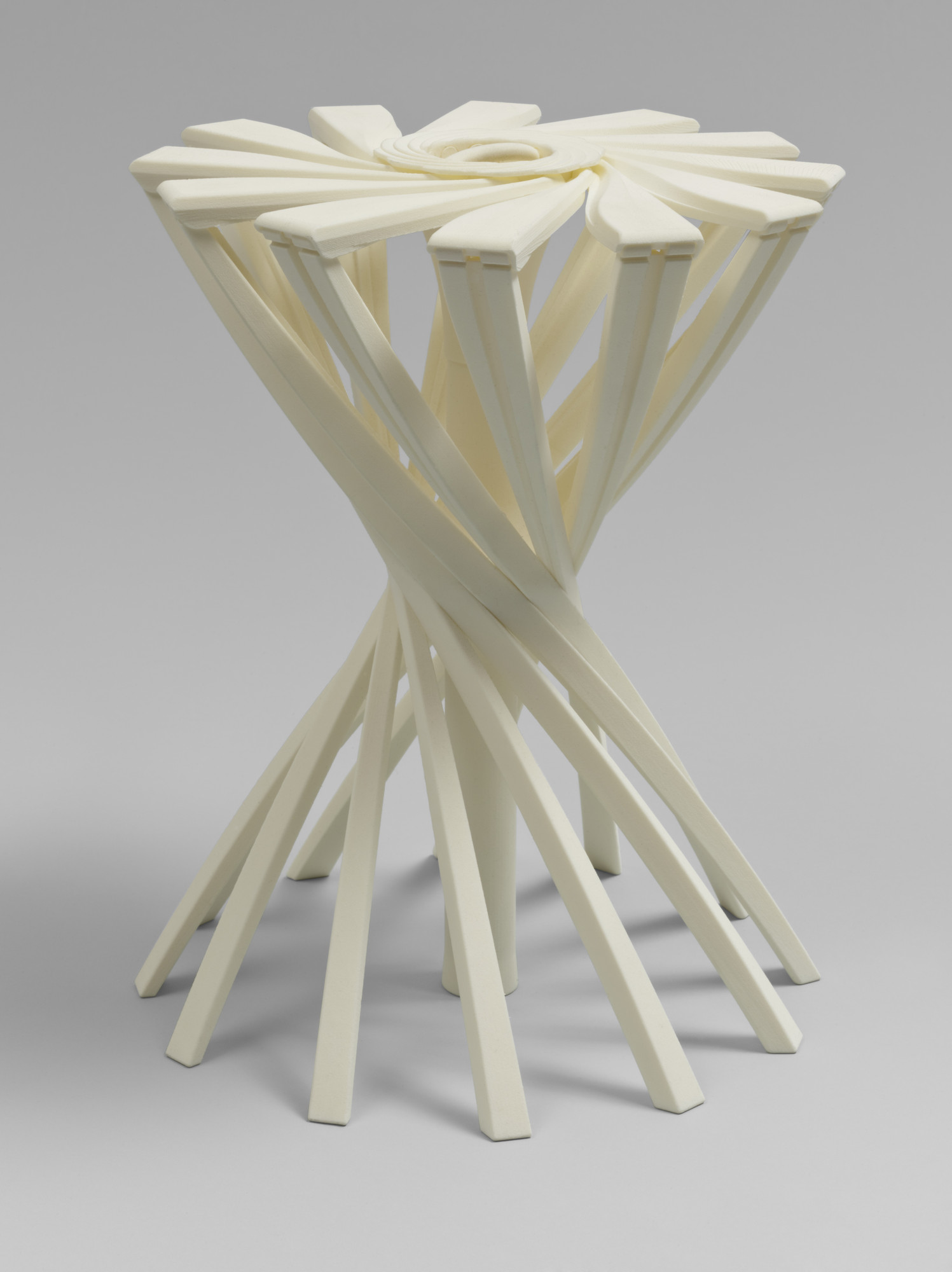 Patrick Jouin. One_shot.MGX Stool. 2006