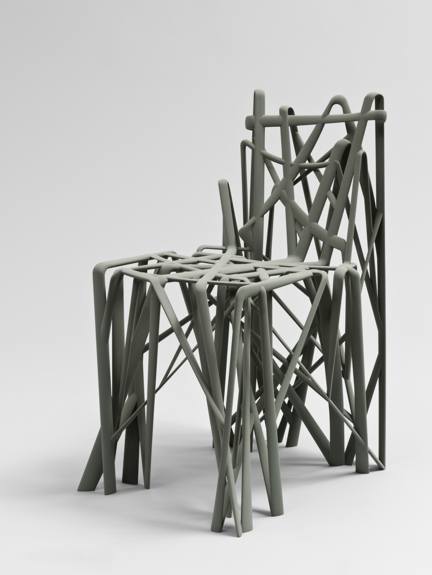 Patrick Jouin. C2 Solid Chair. 2004