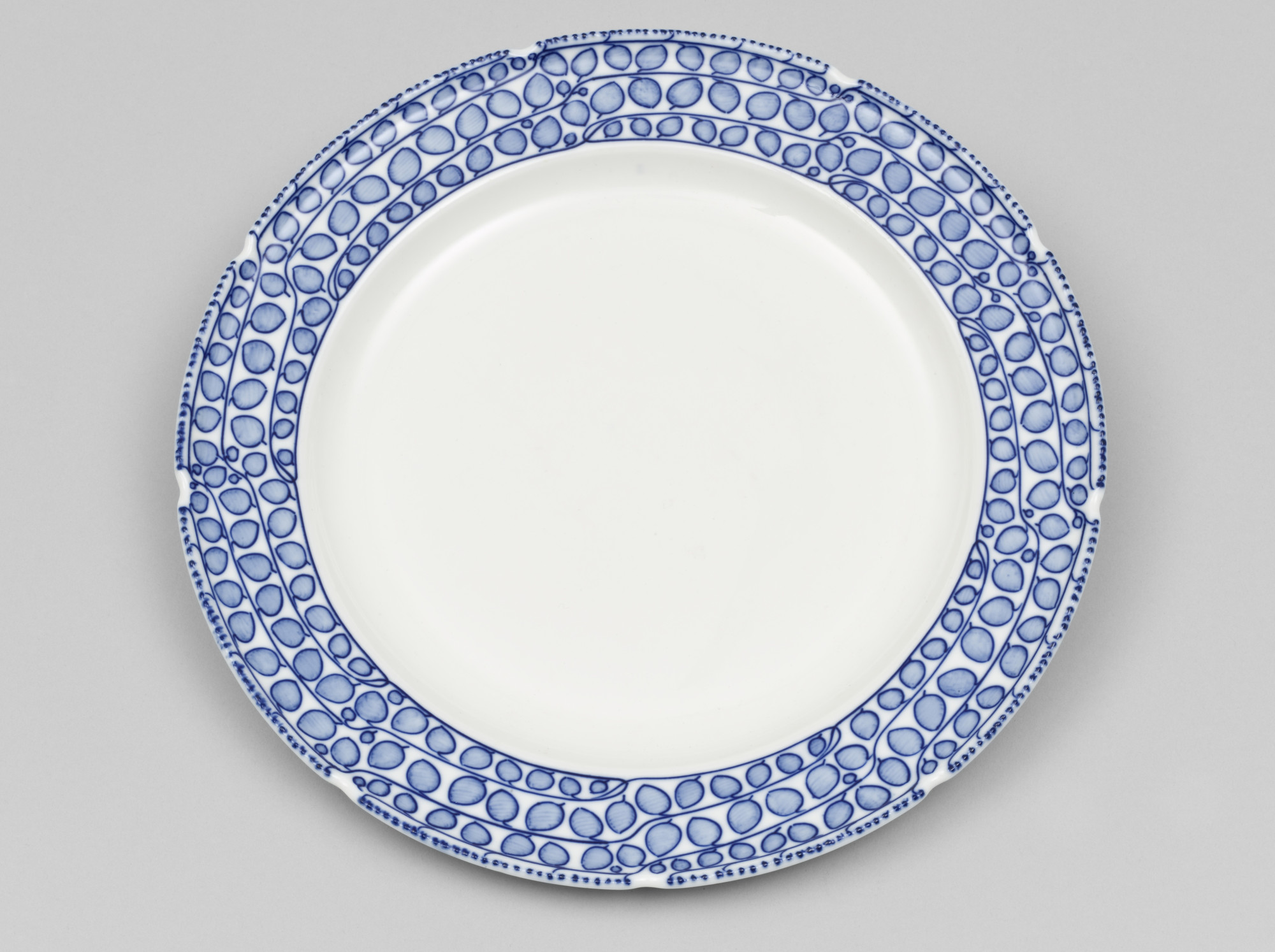 Richard Riemerschmid. Plate. ca. 1903